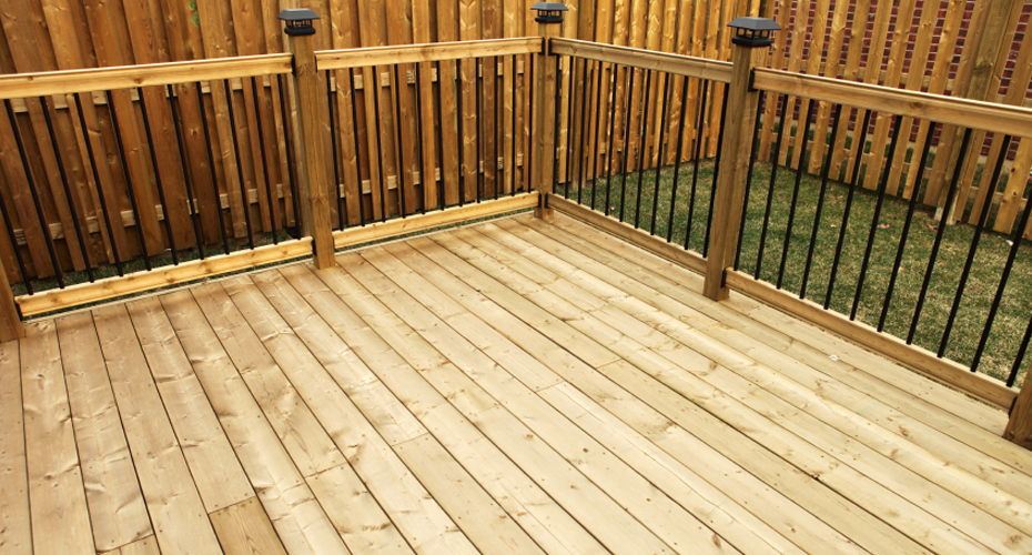 Pressure Washing Services And Deck Staining Services